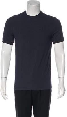 Giorgio Armani Patterned Print T-Shirt