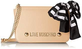 Love Moschino Borsa Soft Grain Pu, Women's Shoulder Bag,7x19x29 cm (B x H T)