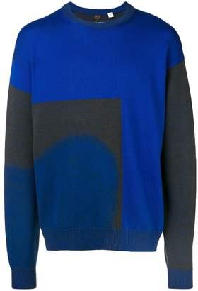 Omc colour block jumper