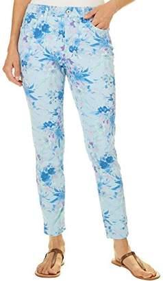 Bandolino Women's Mandie Slim Crop Jean