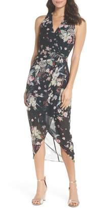 Cooper St Titania Halter Drape Dress