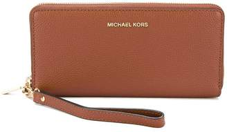 MICHAEL Michael Kors zip around continental wallet