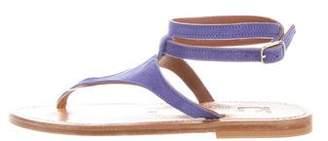 K Jacques St Tropez Pelagia Thong Sandals w/ Tags