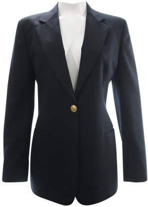 Brooks Brothers Black Wool Jacket for Women