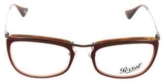 Persol Square Frame Eyeglasses