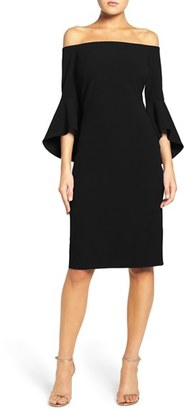Women's Chelsea28 Off The Shoulder Dress $149 thestylecure.com