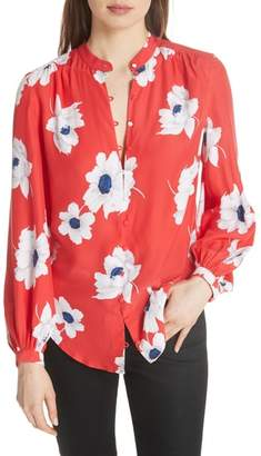 Equipment Cornelia Silk Blouse