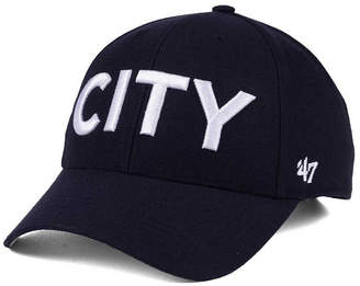 '47 Manchester City Club Team Script Mvp Cap