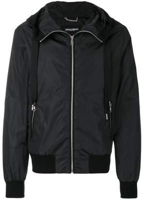 Dolce & Gabbana casual zipped jacket