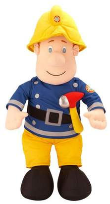 Fireman Sam Character Options Talking Plush Toy