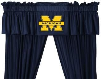 NCAA Kohl's Michigan Wolverines Valance - 14'' x 88''