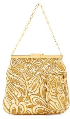 Bienen Davis Bienen-davis - 4am Satin Clutch - Womens - Gold