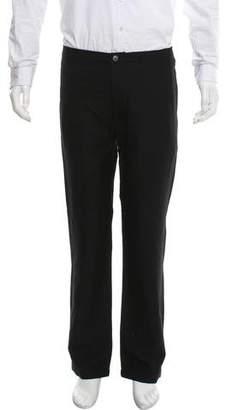 Ann Demeulemeester Straight-Leg Wool Pants