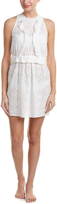 Shoshanna Lace Cover-Up Sheath Dress