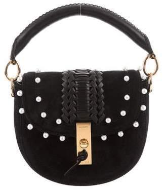 Altuzarra Embellished Ghianda Saddle Bag