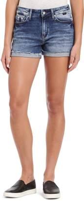 Mavi Jeans Emily Cutoff Denim Shorts