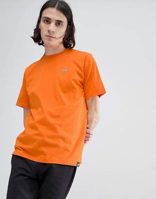 Dickies Stockdale T-Shirt With Small Logo In Orange