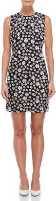 Karl Lagerfeld Paris Daisy Applique Shift Dress