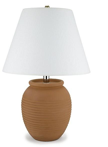 CLOSEOUT! Lauren Ralph Lauren Terracotta Pottery Lamp