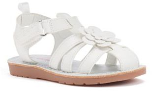 Carter's Misty 2 Toddler Girls' Sandals $34.99 thestylecure.com