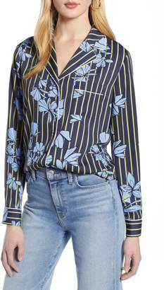 Halogen Piped Shirt