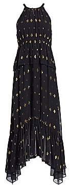 A.L.C. Women's Rosa Filcoupe Midi Dress
