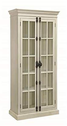 Coaster Home Furnishings 910187 2-Door Antique