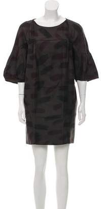 Rachel Comey Silk Printed Dress