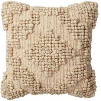 Better Homes & Gardens Better Homes and Gardens Aztec Cream Decorative Pillow