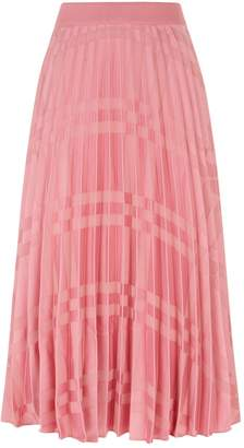Ted Baker Kkoreli Pleated Midi Skirt