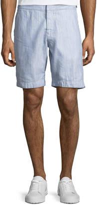 Orlebar Brown Dane II Striped Twill Shorts