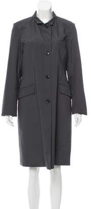 Loro Piana Structured Storm System Coat