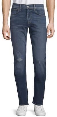 Hudson Jeans Slim Straight-Leg Pant