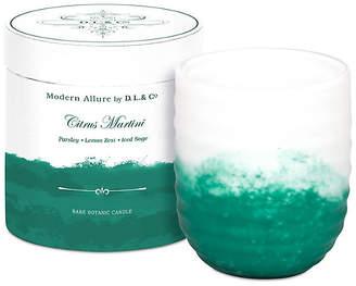 D.L. & Co. Modern Allure Candle - Citrus Martini