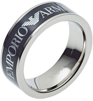 45e3913608 Armani Jewellery Men Ring - ShopStyle