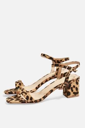 Topshop Two Part Sandals
