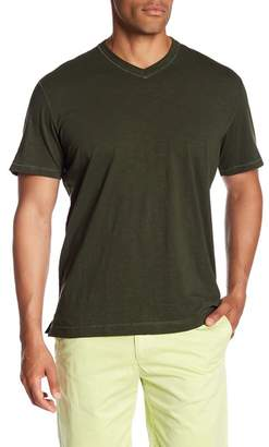 Robert Graham Albie Short Sleeve Regular Fit Tee
