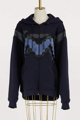 Maison Margiela Lingerie detail sweatshirt