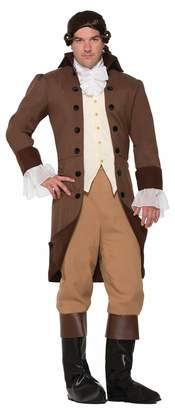 Forum Men's Colonial Gentleman Patriotic Costume