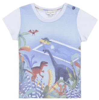 Paul Smith Neeson Dinosaur Shirt