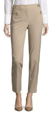 Calvin Klein Slim-Fit Cropped Pants