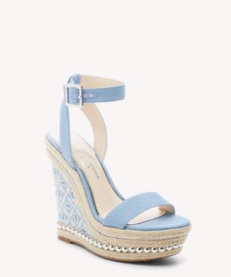 4906cf2d8dd5 Sole Society ALINDA Ankle Strap Platform Wedge