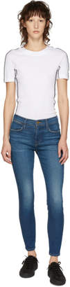 Frame Blue Le High Skinny Jeans