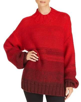 Elizabeth and James Reve Dégradé Merino-Wool Sweater