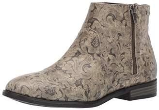 Roxy Women's Roces Embossed Bootie Ankle