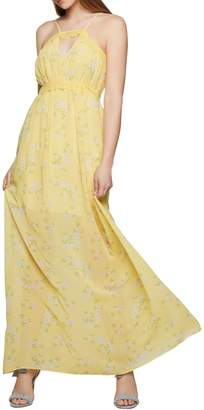 BCBGeneration Leafy Bloom Maxi Dress