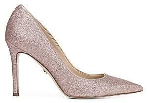 Sam Edelman Women's Hazel Glitter Pumps