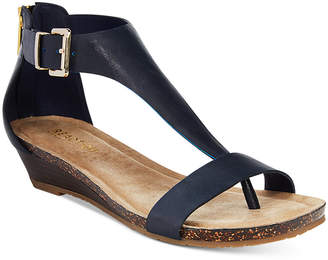 Kenneth Cole Reaction Great Gal Wedge Sandals $59 thestylecure.com
