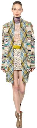 Missoni Cashmere Blend Knit Cardigan