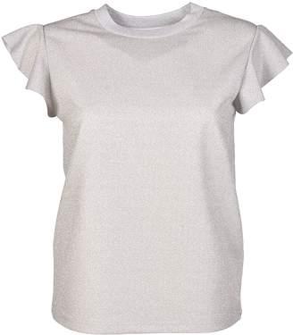 Dondup Ruffled Insert T-shirt